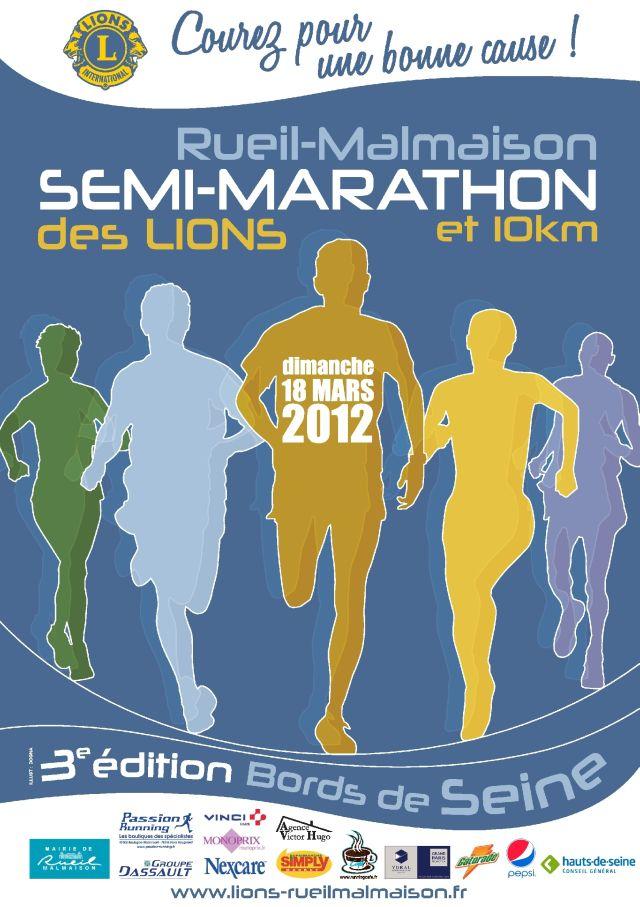 Semi marathon archives mangeur de cailloux - Meteo rueil malmaison ...